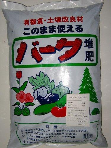 バーク堆肥 18L/約8,5kg