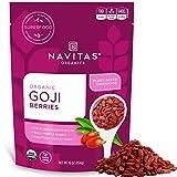 Navitas Naturals Goji Berries, 16-Ounce Pouches