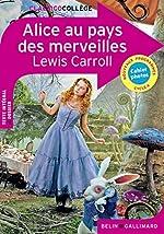 Alice au pays des merveilles de Lewis Carroll