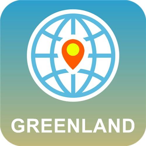 Grönland Karte online