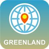 Groenland Carte Offline