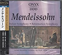 メンデルスゾーン/交響曲第40番「イタリア」op90、交響曲第5番「宗教改革」op107 UC14