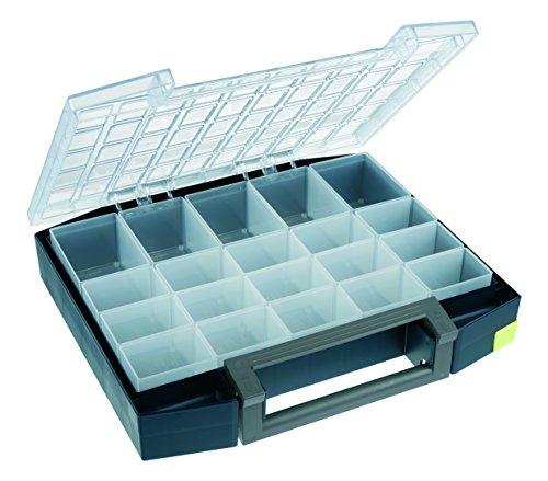 Raaco 134934 - Surtido boxxser maleta 80 5x10-20, azul