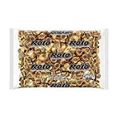 "Cool packs guaranteed this summer when ""Shipped from and Sold by Cyber Sweetz"" Bite-size Rolo Candies are a rich combination of Chewy caramel and smooth milk chocolate Unwrap a copper foil-wrapped chocolate Candy and satisfy your sweet tooth or share..."