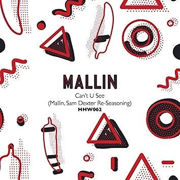 Can't U See (Mallin, Sam Dexter Re-Seasoning)