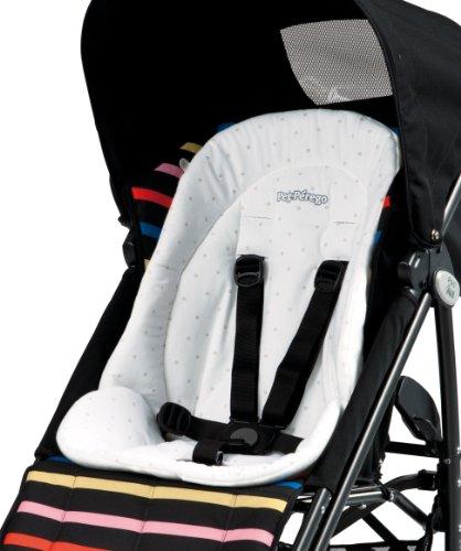 Peg Perego Y3BABYCUSH Baby Cushion Wendeauflage für Buggys und Hochstühle