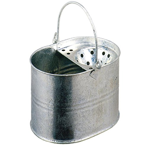 BENTLEY 3 GALLON GALVANISED MOP BUCKET