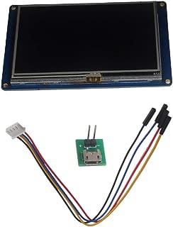 Nextion 4.3 NX4827T043 UART HMI TFT LCD Display Resistive Touch Screen for Arduino Raspberry Pi WIshioT