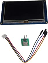 Nextion 4.3 NX4827T043 UART HMI TFT LCD Display Resistive Touch Screen for Arduino Raspberry Pi WIshioT
