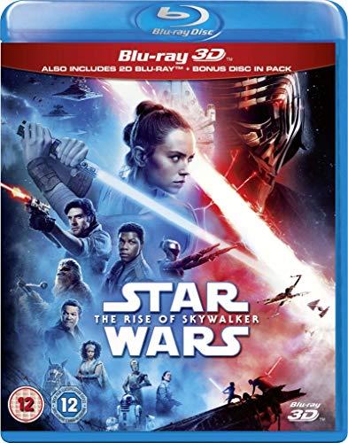 Star Wars - The Rise of Skywalker [3D Blu-ray + Blu-ray]