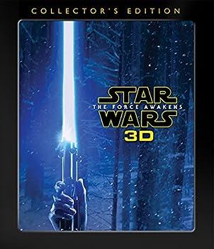 Star Wars  The Force Awakens [3D] [Blu-ray]