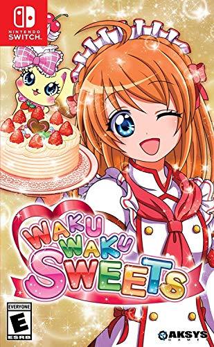 Waku Waku Sweets for Nintendo Switch [USA]