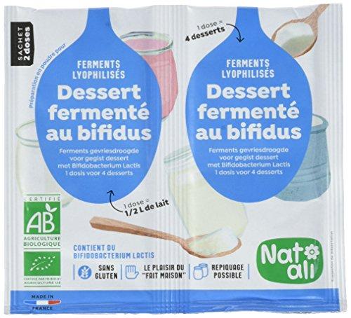 Nat-Ali Ferment Bifidus 12 g - Lot de 5 - BIO
