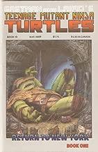 Teenage Mutant Ninja Turtles #19 (Return to New York Book One) Vol. 1 March 1989
