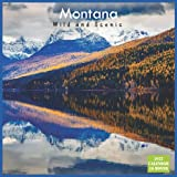 Montana Wild and Scenic Calendar 2022: Official US State Montana Calendar 2022, 16 Month Calendar 2022