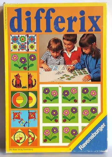 Differix, schau genau - Kinderspiel-