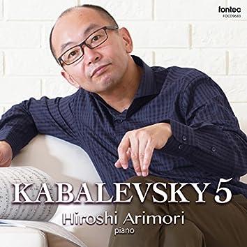 Kabalevsky 5