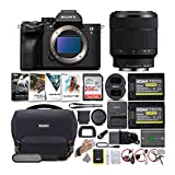 Sony Alpha a7S III Mirrorless Digital Camera with 28-70mm Lens Bundle (6 Items)