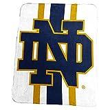 Logo Pro Notre Dame Stripe Blanket