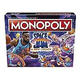 Hasbro Monopoly Space Jam New Legends Edition, Gioco da...