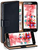 moex Premium Handytasche kompatibel mit Wiko Rainbow 4G -