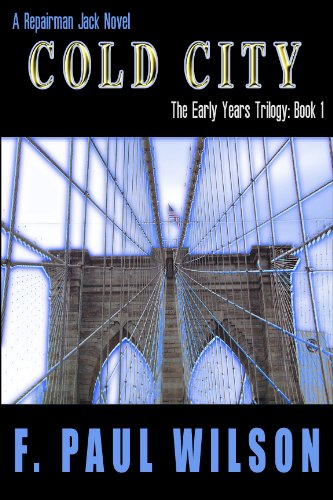 Cold City (The Early Years Trilogy Book 1) (English Edition)
