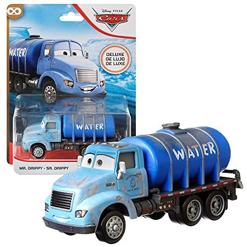 Megasize Modelle Auswahl | Disney Cars 3 | Cast 1:55 Fahrzeuge Auto | Mattel, Typ:Mr. Drippy