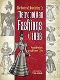 The Butterick Publishing Co. Metropolitan Fashions of 1898: Women's & Children's Spring & Summer Catalog