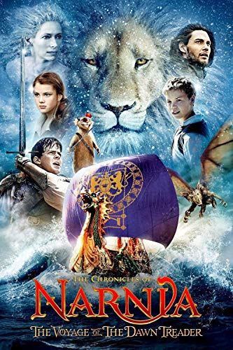 zupjl Jigsaw Puzzles For Adults 1000 Piece The Chronicles Of Narnia: The Voyage Of The Dawn Treader Adults Puzzle 1000 Piece,Challenging Puzzle Game