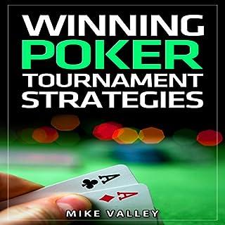 Winning Poker: Tournament Strategies audiobook cover art
