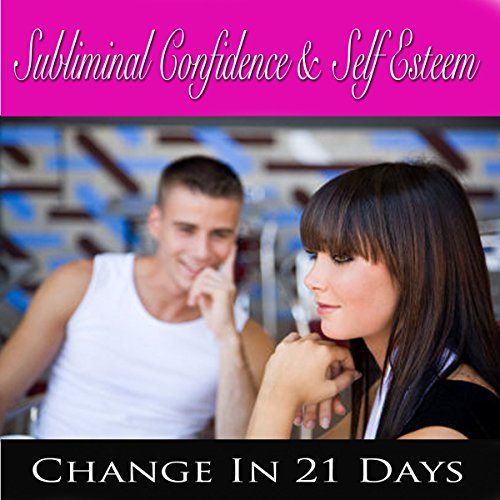 Confidence and Self-Esteem Self-Hypnosis cover art