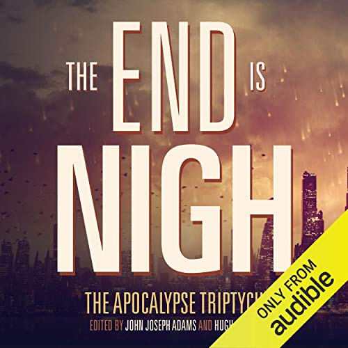 The End is Nigh  By  cover art