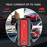 Zoom IMG-1 nwouiiay avviatore batteria auto 1600a