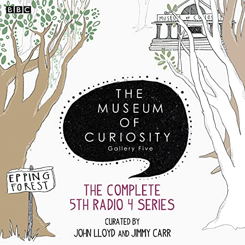 The Museum of Curiosity: Complete Series 5 cover art