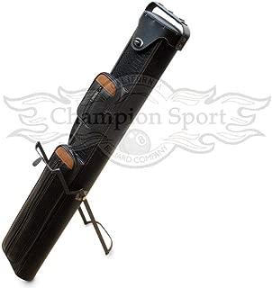 Gator Champion Sport Co Sport Series Universal Cue Case 2x4 Premium Billiards Cue Case for Cue Sticks (2 Butts 4 Shafts), Retail Price: $245