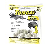 Tomcat Mouse Killer IV - Child Resistant Bait Station with 8 x 28