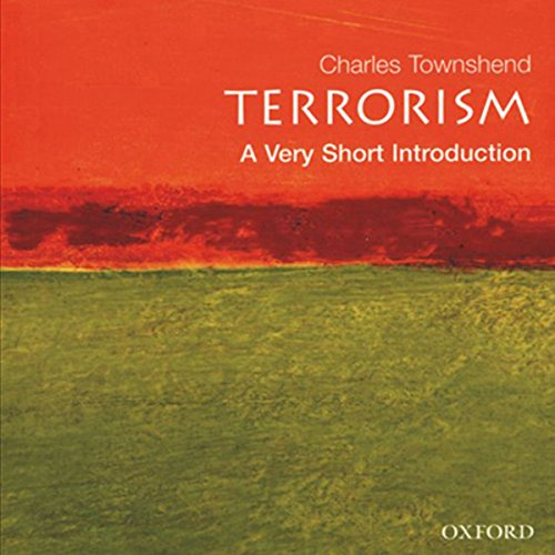 Terrorism audiobook cover art
