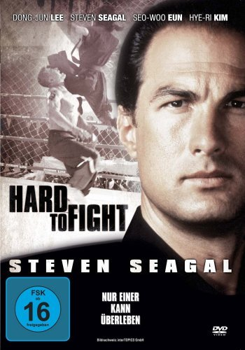Hard to Fight Fsk 16 [Import allemand]