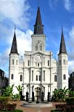 Journal: New Orleans Cathedral: 140 Page 6x9 Notebook Journal Diary