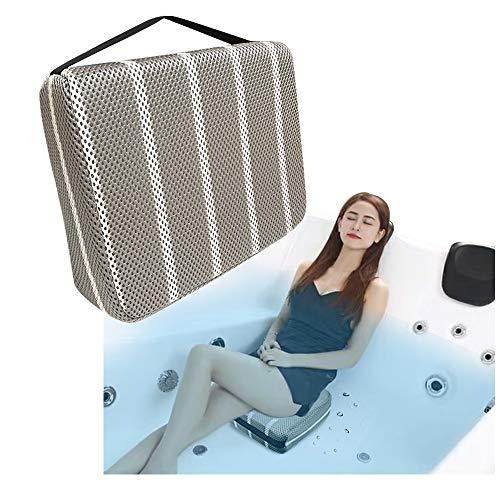 KAVIL Hot Tub Pillow Bath Tub Spa Pillows for Bathtub Hot Tub Seat Booster Hot Tub Accessories-Bathtub Cushion