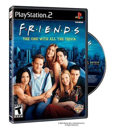Friends: The One with All the Trivia [Importación Inglesa]