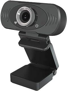 Anonyme USB Webcam 1080P HD Web Cam Clip-on Computer PC Laptop Desktop Black