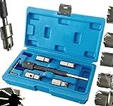 Injecteur Diesel Ensemble 5 pièces, coupe de siège Delphi Bosch