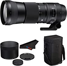 $820 » Sigma 150-600mm f/5-6.3 DG OS HSM Contemporary Lens for Canon