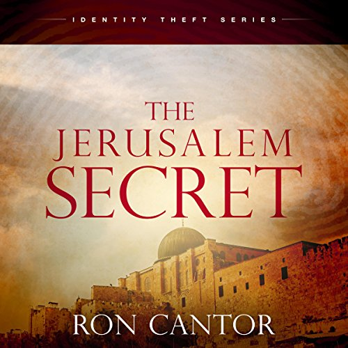 The Jerusalem Secret cover art
