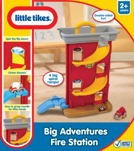 little tikes Big Adventures Fire Station