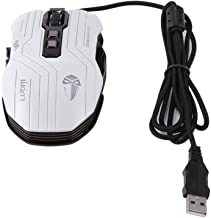 G5 Full Speed Photoelectric braided Wired Gaming Mouse With 3200DPI 9 Keys