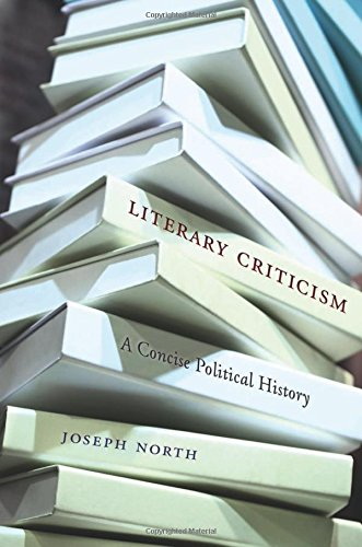 Compare Textbook Prices for Literary Criticism: A Concise Political History  ISBN 9780674967731 by North, Joseph