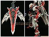 Weapon Unit Upgrade kit, Fits Bandai Hobby PG Red Frame Astray Gundam Model Kit (1/60 Scale)