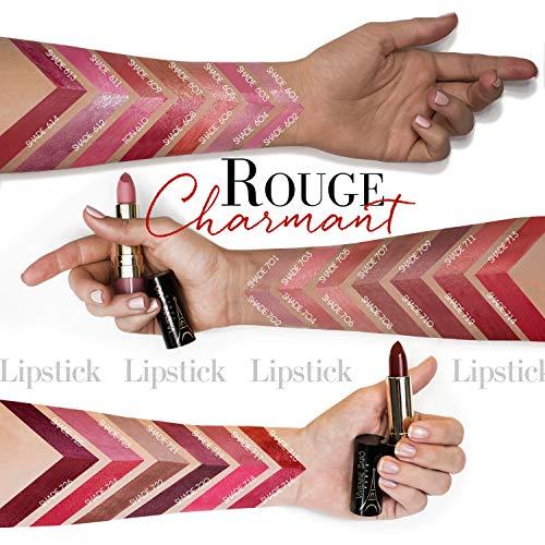 Vivienne Sabo - Lipstick/Rouge A Levres/Charmant 607 - Light Terracotta Sparkle